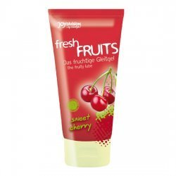 Lubricant fresh fruit taste cherry