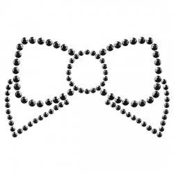 Mimi Cubre Pezones Lazo Negro