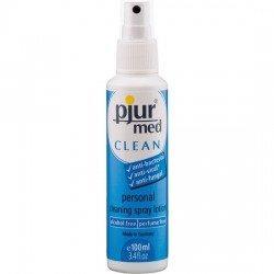 Pjur Spray Limpiador de Juguetes