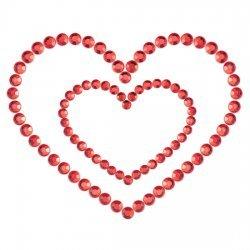 Mimi Cubre Pezones Corazón Rojo