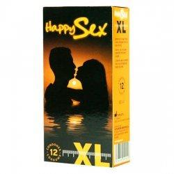 Happy condom Sex XXL 12 PCs