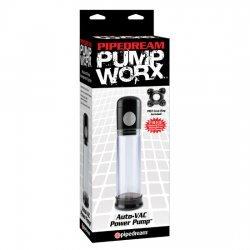 Pump Worx Bomba de Erección Automática