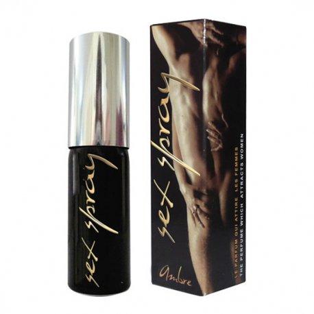 Sex Spray Perfume de Feromonas para Hombre
