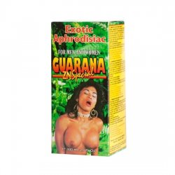 Guarana exotic aphrodisiac