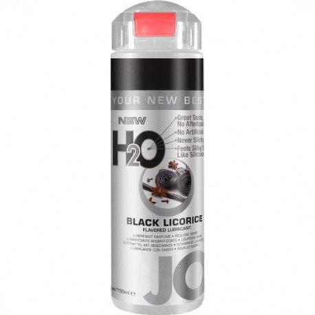 Jo Lubricante Agua Sabor Regaliz Negra 150 ml