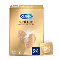 Durex Sensitivo Real Feel 24 Uds