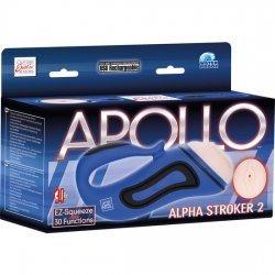 Apollo Alpha Masturbador 2 Azul