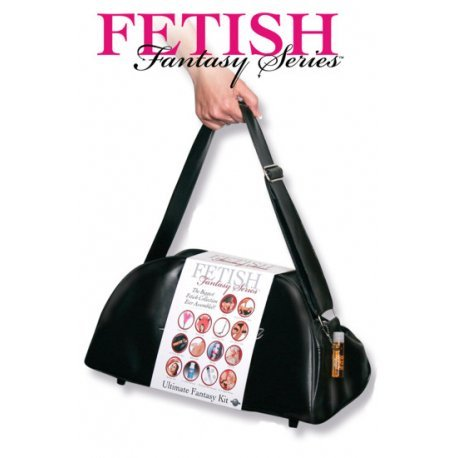 Fetish Fantasy Bolso Kit de Bondage - diversual.com