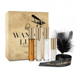Wanderlust travel cosmetics erotic Chocolate Set