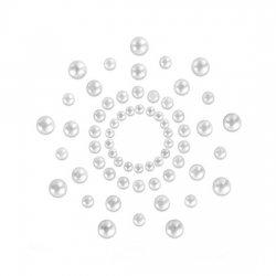 Mimi Edición Especial Cubre Pezones Blanco Perlado