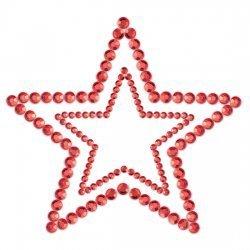 Mimi Cubre Pezones Estrella Rojo
