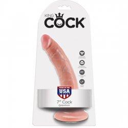 King Cock Pene Realístico 18 cm