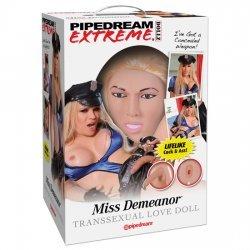 Miss Demeanor Extreme Toyz Poupée Gonflable