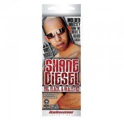 Shane Diesel Dildo Realístico