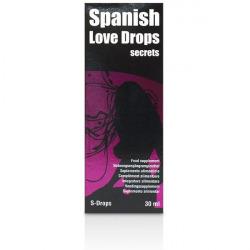 Gotas del Amor Afrodisíacas Secreto Español