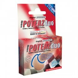 Potenz Duo rings penis Extra large