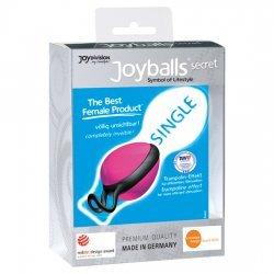 Joyballs Bola Individual Rosa