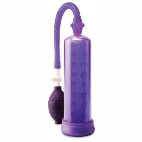 Pump Works Bomba de Erección Lila