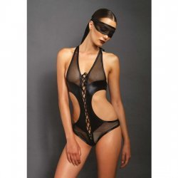 Mesh body with Backless and band