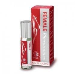 Perfume with pheromones for woman Eau de Toilette