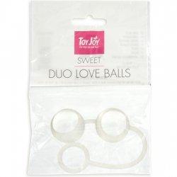 Duo balls Love Chinese