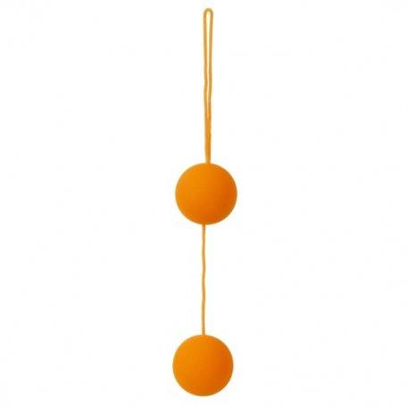 Bolas Chinas Funky Love Naranja