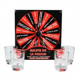 Shot Roulette of the passion play