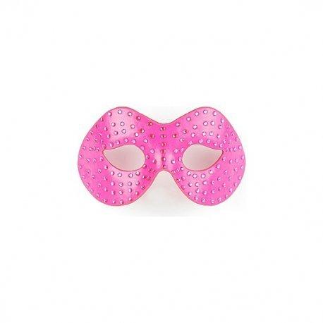 Máscara Diamante Rosa