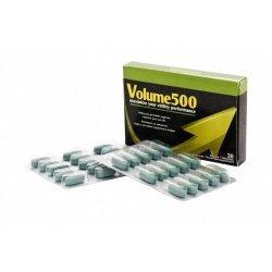 Volume 500 capsules to improve sperm