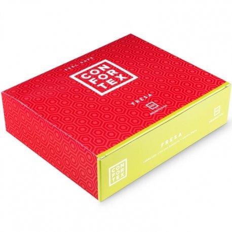 Preservativo Confortex Fresa Gruesa 144 Uds
