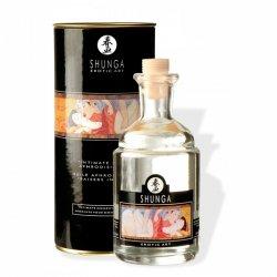 Fétiche de vanille huile aphrodisiaque Baisers intimes