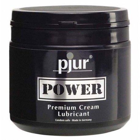 Power Crema Lubricante Personal 500 ml