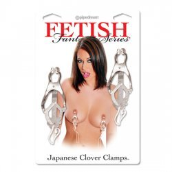 Japanese nipples clamps