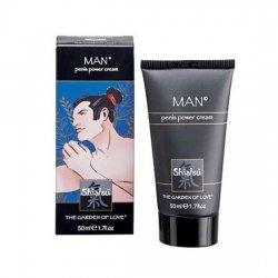 Shiatsu Samurai cream enhances the erection