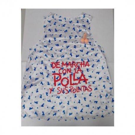 Disfraz de Marcha con la Polla y sus Pollitas