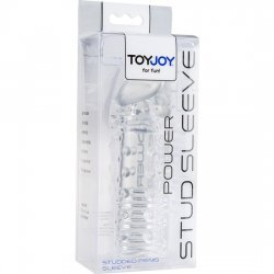 Funda para el Pene Power Stud Transparente