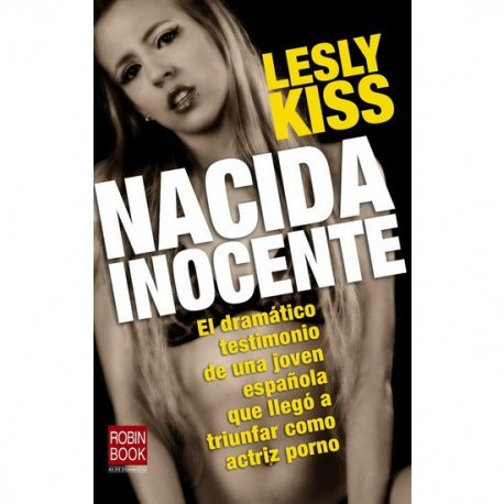 Libro Nacida Inocente - diversual.com