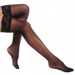 Intimax Monica black stockings