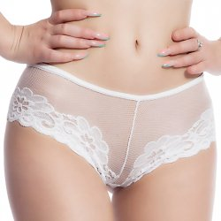 Panties Caramel Nuit Donelle white