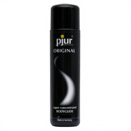 Lubricante Pjur Original de Silicona 30 ml - diversual.com