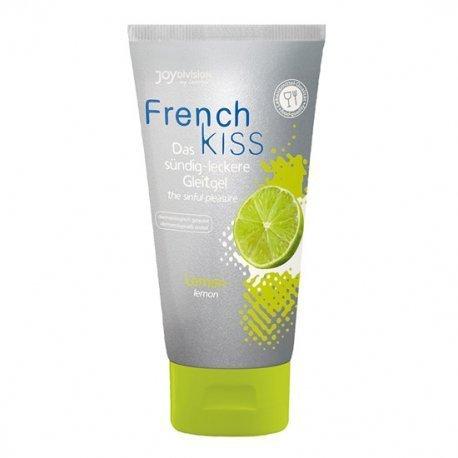 French Kiss Gel para Sexo Oral Limón