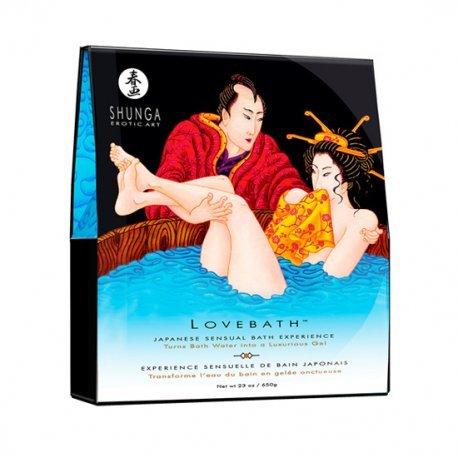 Shunga Lovebath Tentaciones del Océano