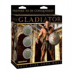 Bonhomme de neige gonflable taille réelle Gladiator