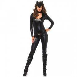 Feline costume femme fatale