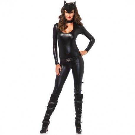Disfraz Felino Mujer Fatal - diversual.com