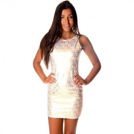 Vestido Aeryn Blanco