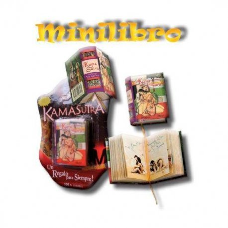 Mini Libro Kamasutra