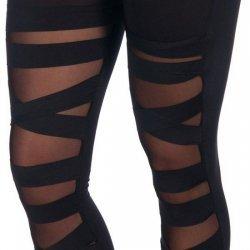 Misterio Legging Negro