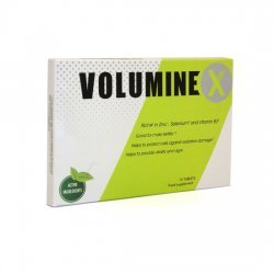 Voluminex capsules for improvement of sperm 15 Uds