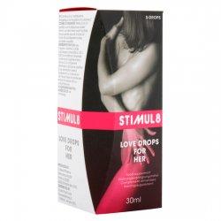 Stimul8 gouttes d'amour pour elle
